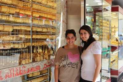 at the gold souk