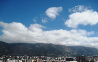 The Valley of Caracas