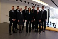 ProTeam Generation 28 in Lufthansa's Training & Conference Center Seeheim