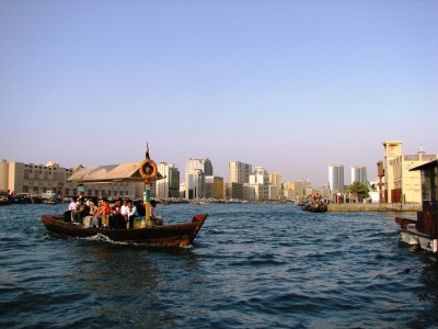 Watertaxi in Dubai