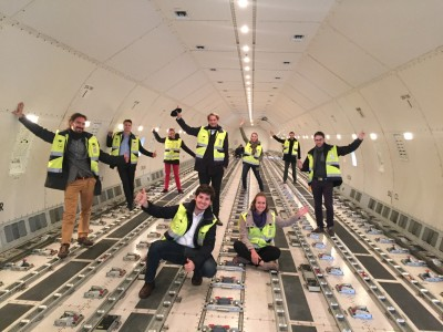 Exploring the Boeing 777 Freighter!