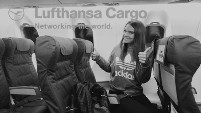 Lufthansa Cargo- Networking the world