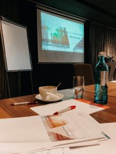 Im Wessinger Meeting-Raum