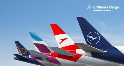 Lufthansa Cargo also markets the capacities of Austrian Airlines, Eurowings and Brussels